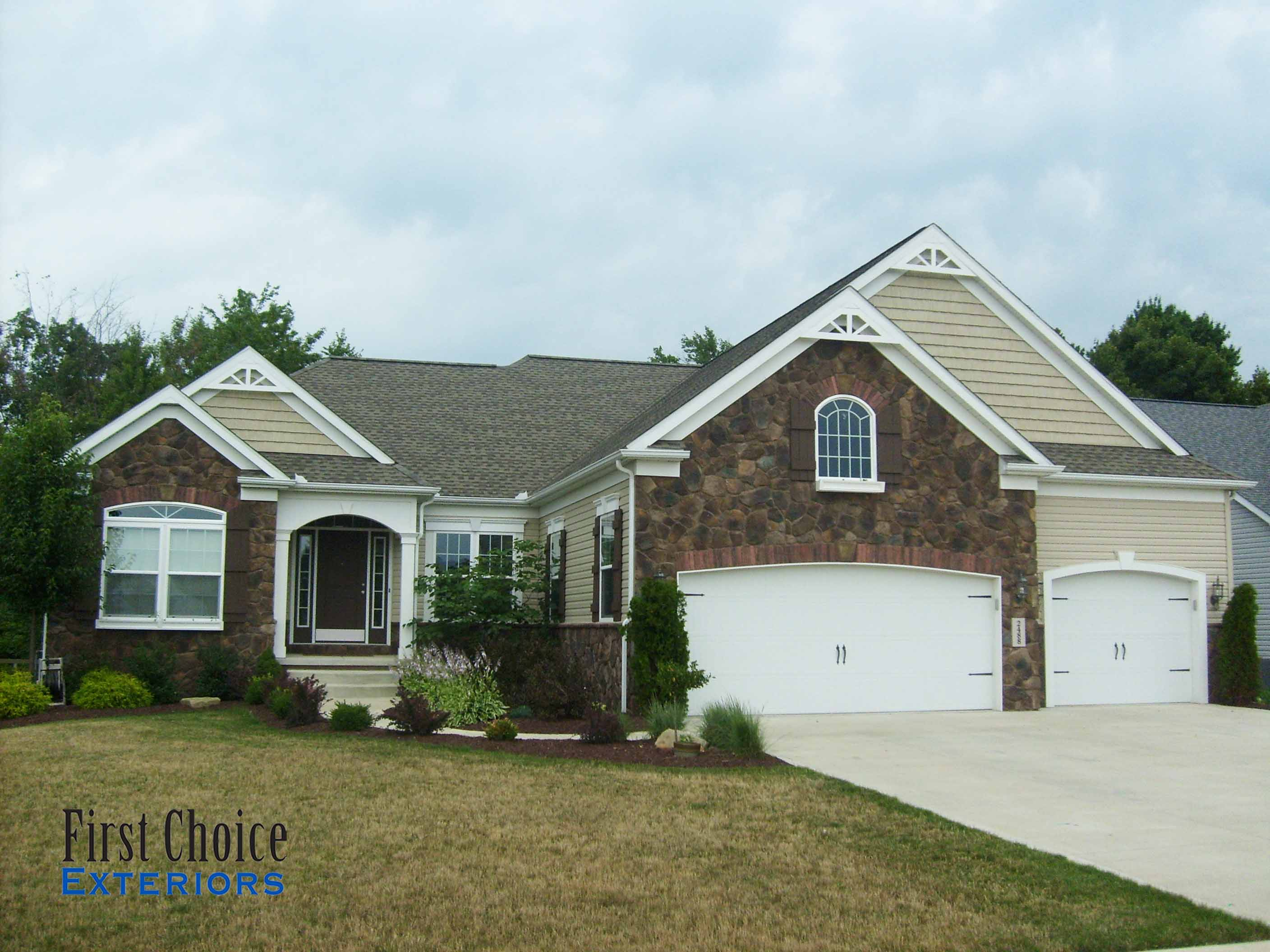 Home: First Choice Exteriors